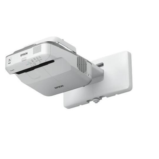 EPSON projektor EB-680Wi - 1280x800, 3200ANSI, HDMI, WXGA, SHORT, LAN, 10000h ECO, 5 LET ZÁRUKA + kamera Sandberg za 1Kč