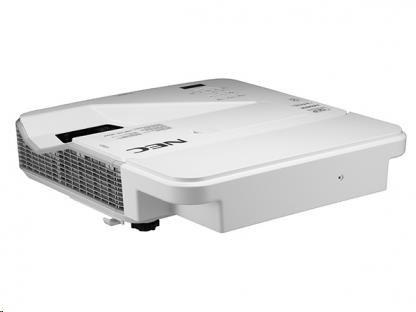 NEC Projektor DLP U321Hi - Multi-Touch (1920x1080 FULL HD,3200 ANSI,10000:1),4000 hod ECO,HDMI,D-sub,RCA,RJ4+ Wall mount
