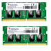 SODIMM DDR4 16GB 2400MHz CL17 (KIT 2x8GB) ADATA Premier memory, 1024x8, Dual